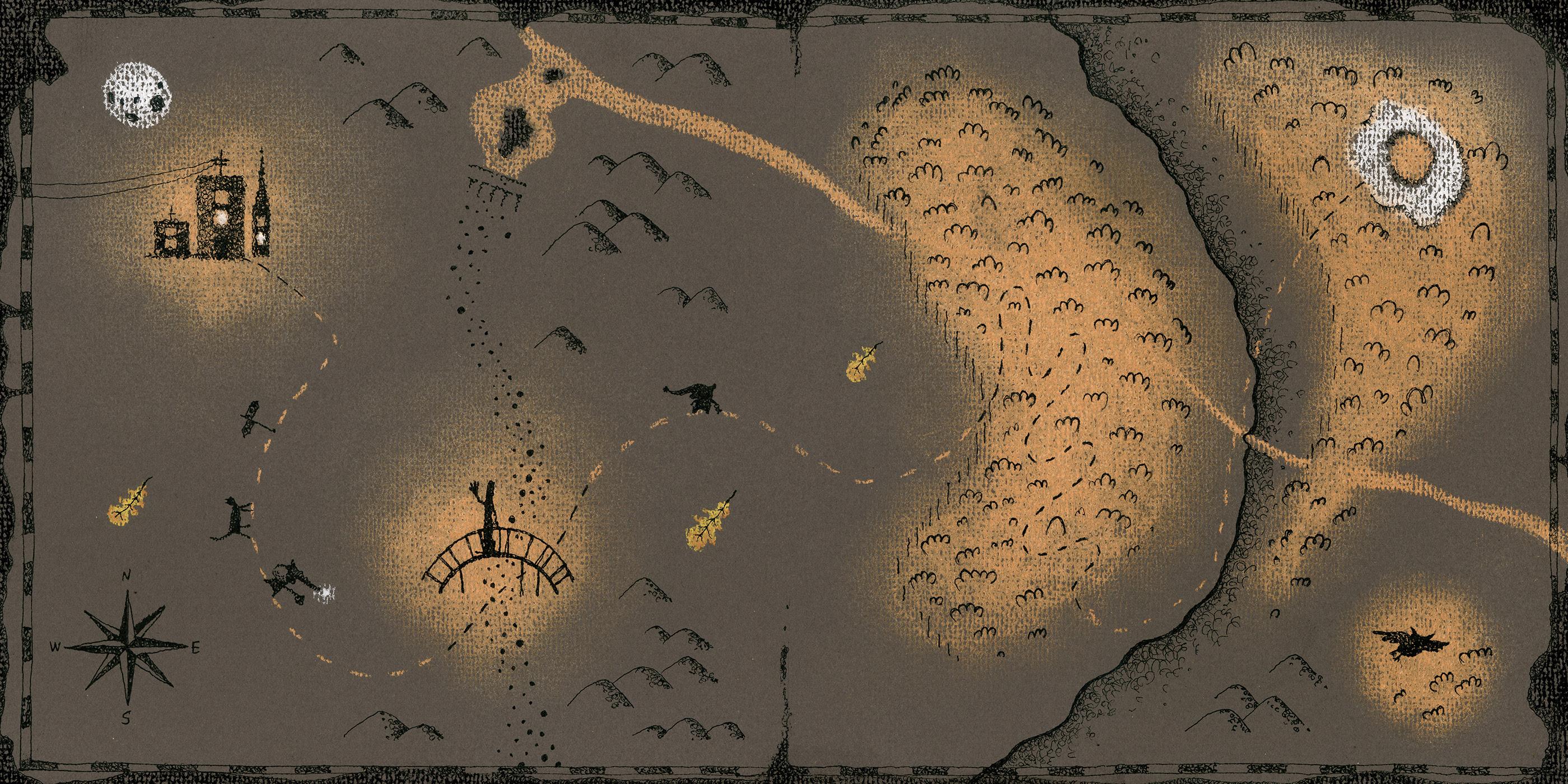 Карта Ай-Ая
